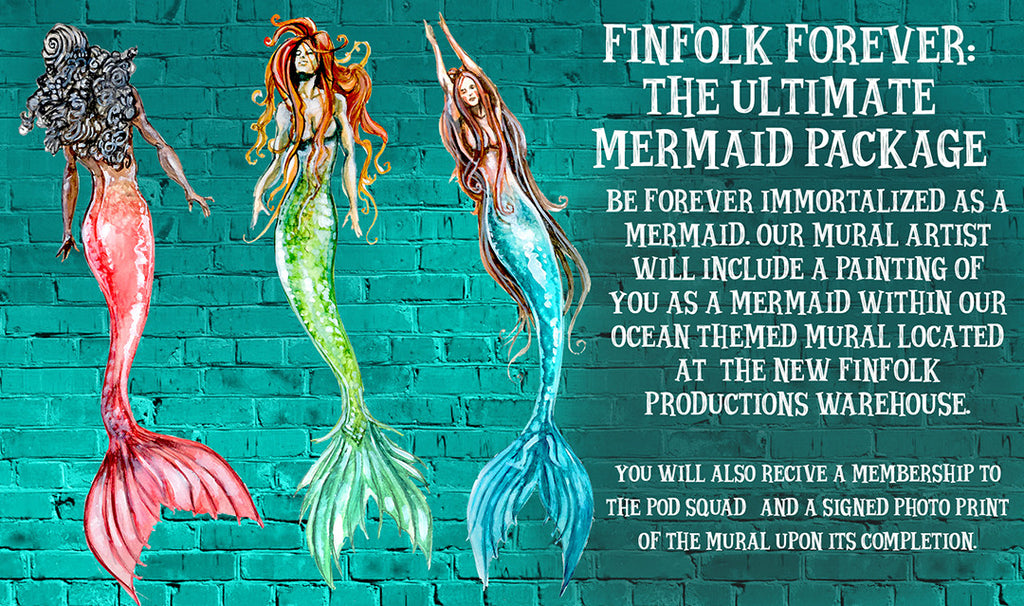 FINFOLK FOREVER: The Ultimate Mermaid Package