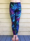 Neon Tropics Leggings
