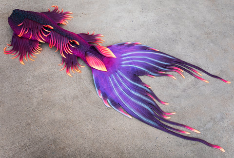 FULL FLUKE Ursula Major Mythic Tail