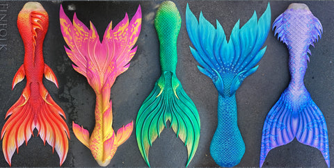 Sanderson's Spell Fabric Tail