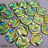 Mermaid Green Scales
