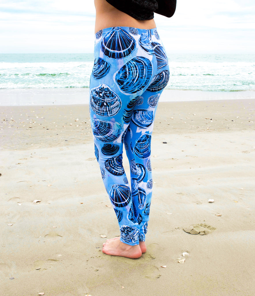 Sally Seashell Leggings