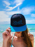Embroidered Finfolk Snapback