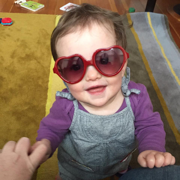 Lessons from my one-year old daughter