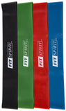Fitness Exercise Resistance Loop Bands - Set of 4
