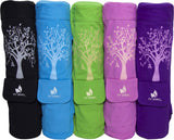 Exercise Yoga Mat Gym Bag with 2 Cargo Pockets