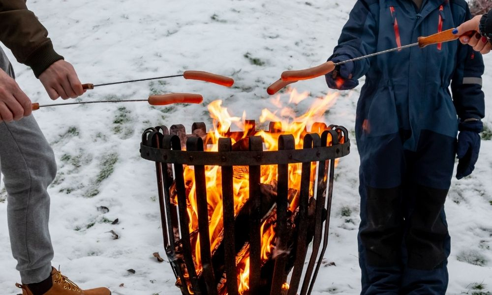 What Kids Should Pack for a Winter Camping Trip