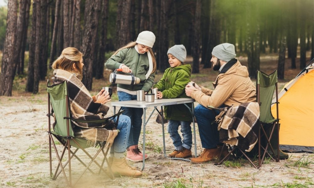 Tips for Taking a Camping Trip With Kids