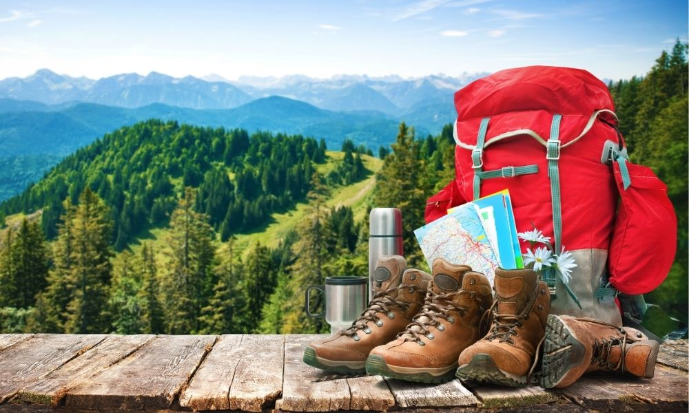 What To Bring on a Spring Hiking Trip
