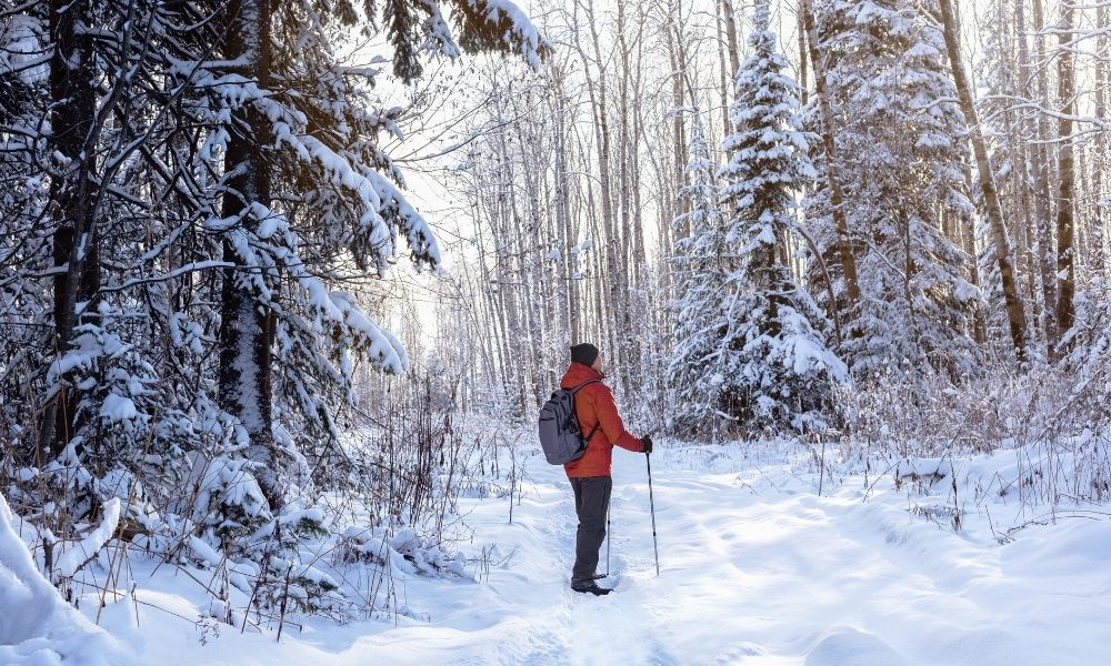 What You Should Wear on Your Next Winter Hike