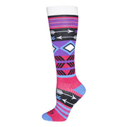 Women's Primitive Pop Mid Volume Sock - Hot Chillys