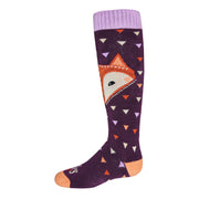 Youth Little Fox Mid Volume Sock - Hot Chillys
