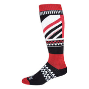 Men's Formula Stripe Mid Volume Sock - Hot Chillys