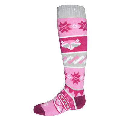 Youth Critters Mid Volume Sock - Hot Chillys