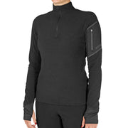 Women's La Montaña Zip-T - Hot Chillys