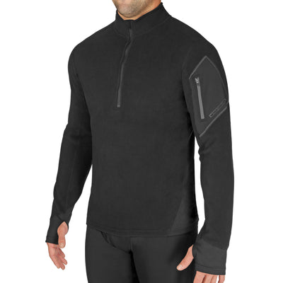 Men's La Montaña Zip-T - Hot Chillys