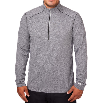 Men's Clima-Tek Zip-T - Hot Chillys