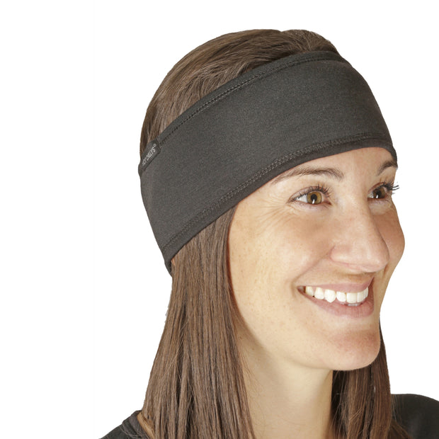 MTF4000 Solid Headband - Hot Chillys