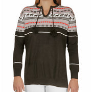 Women's Sweater Knit Top - Hot Chillys