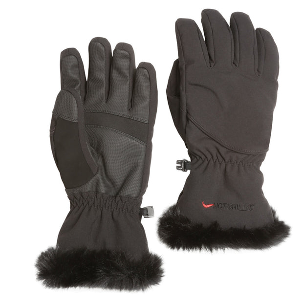 Women's Hope Fur Lined Glove - Hot Chillys