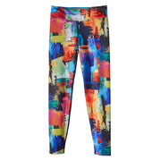 Youth Micro-Elite Chamois Girl's Print Legging - Hot Chillys