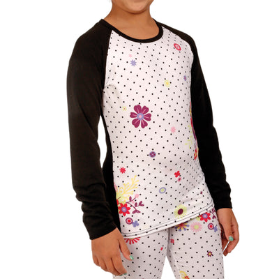 Youth Originals II Print Front Scoopneck - Hot Chillys