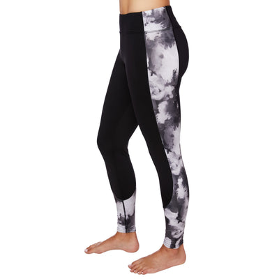 Women's Micro-Elite Chamois Fiesta Snow Water Split Legging - Hot Chillys