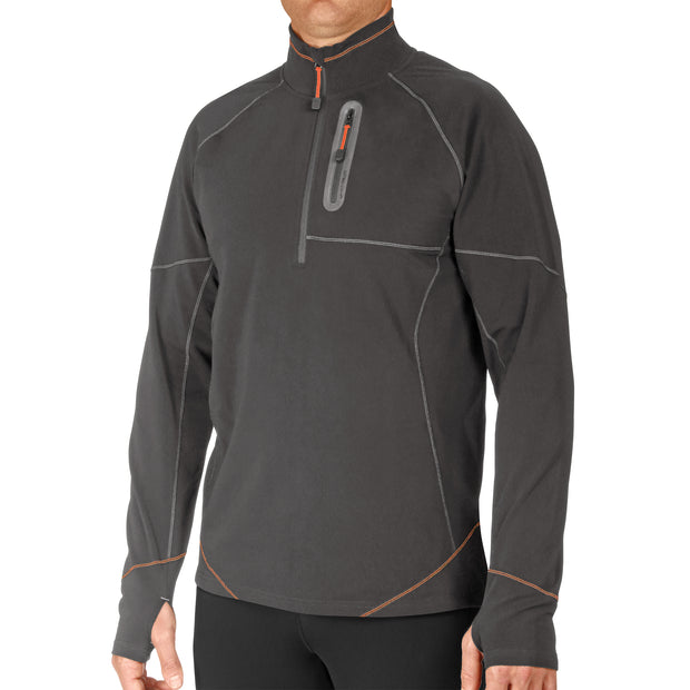 Men's Micro-Elite XT Pocket Zip-T - Hot Chillys