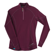 Women's Micro-Elite XT Pocket Zip-T - Hot Chillys