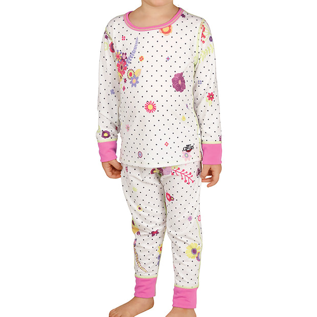 Youth Midweight Toddler Print Set - Hot Chillys