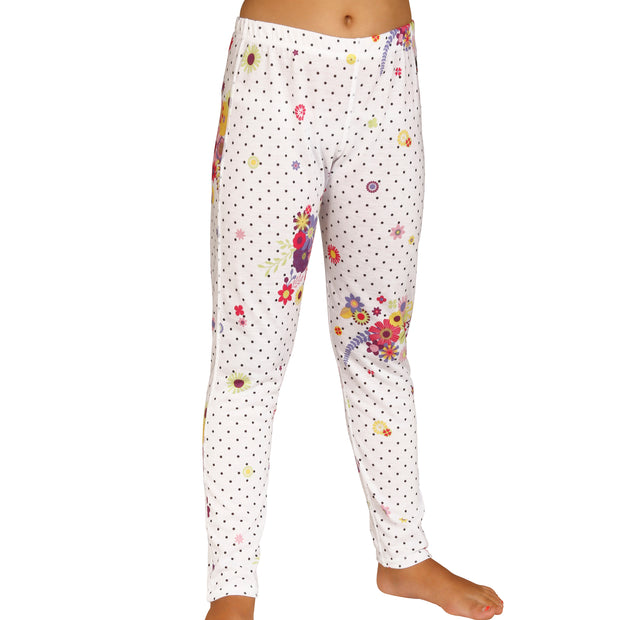 Youth Midweight Print Bottom - Hot Chillys
