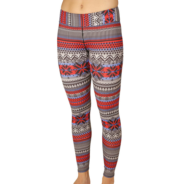 Women's Micro-Elite Chamois Print Tight - Hot Chillys