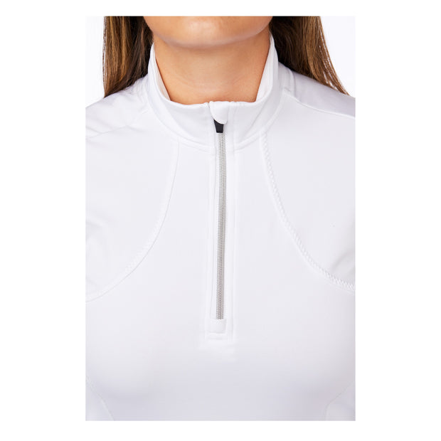 Women's Elite Meta Zip-T - Hot Chillys