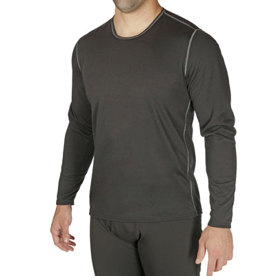 Men's Pepper Bi-Ply Crewneck - Hot Chillys