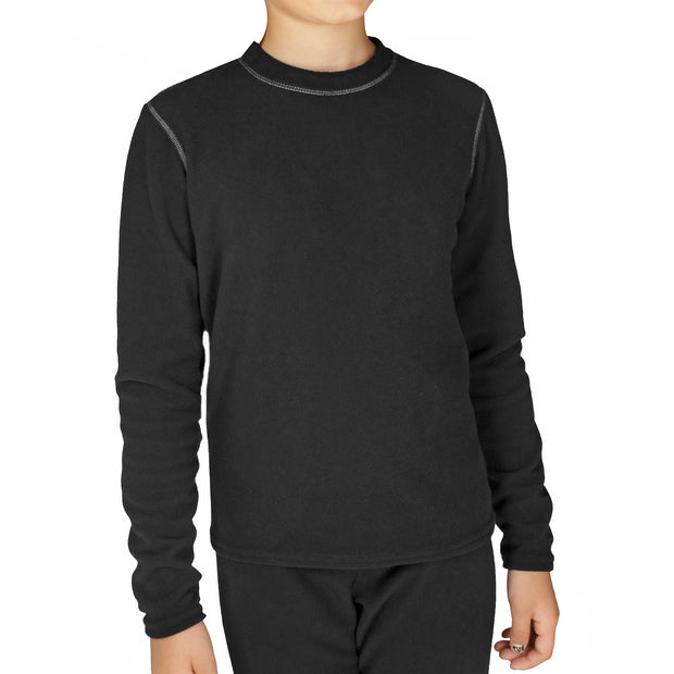 Youth Pepper Fleece Crewneck - Hot Chillys