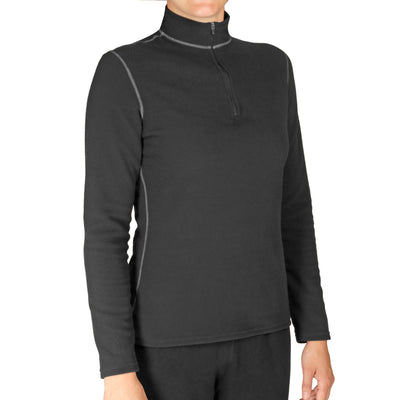 Women's Pepper Fleece Zip-T - Hot Chillys