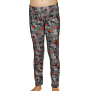 Youth Pepper Fun Fleece Print Bottom - Hot Chillys