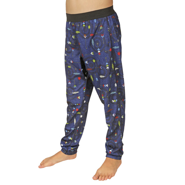 Youth Pepper Skins Print Bottom - Hot Chillys