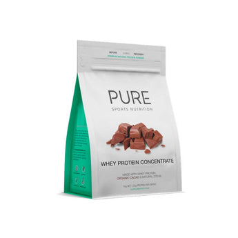 PURE WHEY PROTEIN ORGANIC CACAO