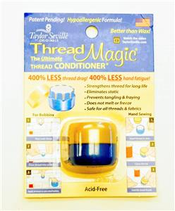 Accossories~THREAD MAGIC Conditioner & Protectant Needlepoint SAFE, Prevents Tangling