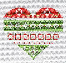 Heart with Green and Red by Danji~SPECIAL ORDER