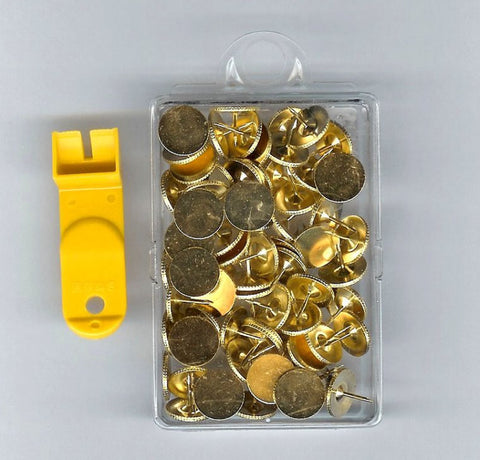 Brass Plated Non-rusting Tacks
