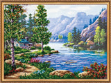 Abris Beading Kit - Medium - Morning in the Mountains