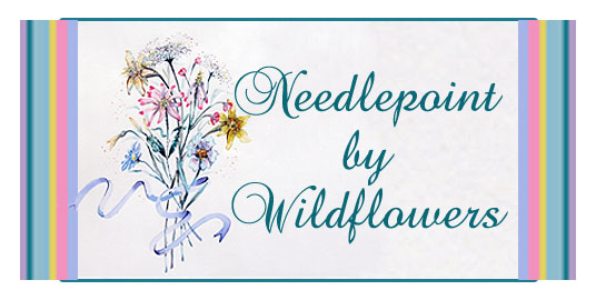 Needlepoint by Wildflowers
