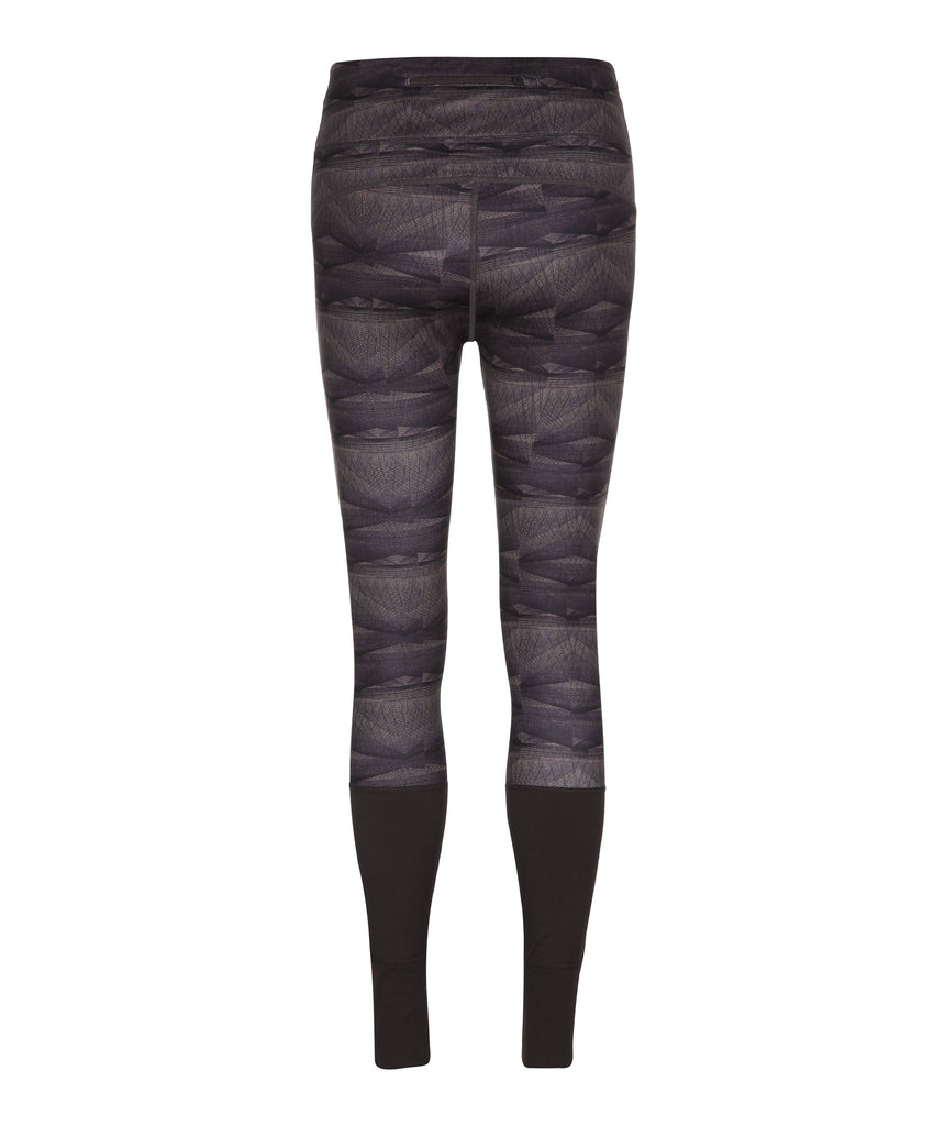 IMOTION PRINTED WARM TIGHTS