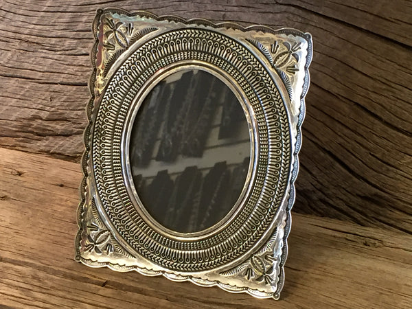 Sunshine Reeves Silver Picture Frame