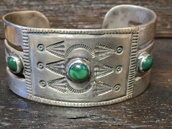 Early Navajo Cuff 1920's