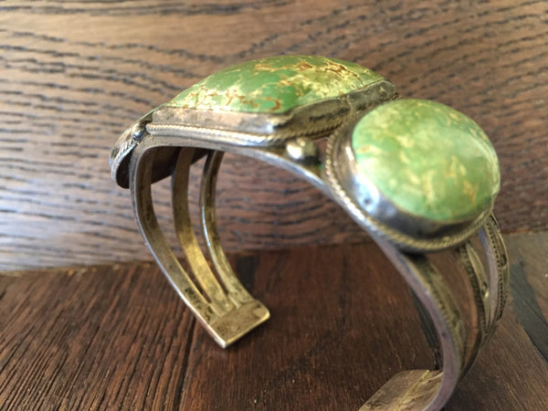 Women's Bracelet Old Green