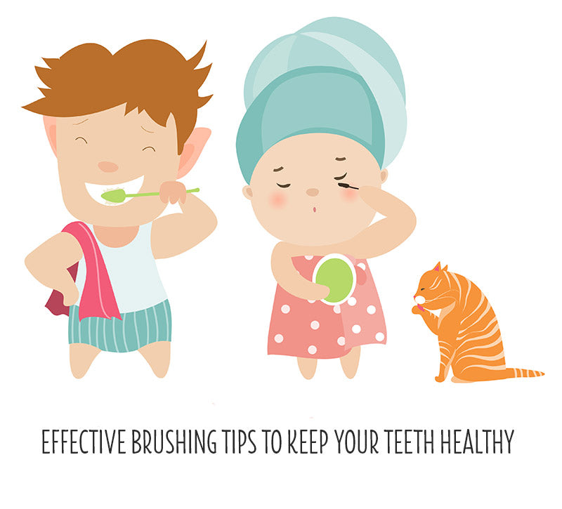 Effective Brushing Tips to Keep Your Teeth Healthy