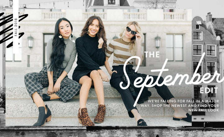 The September Edit